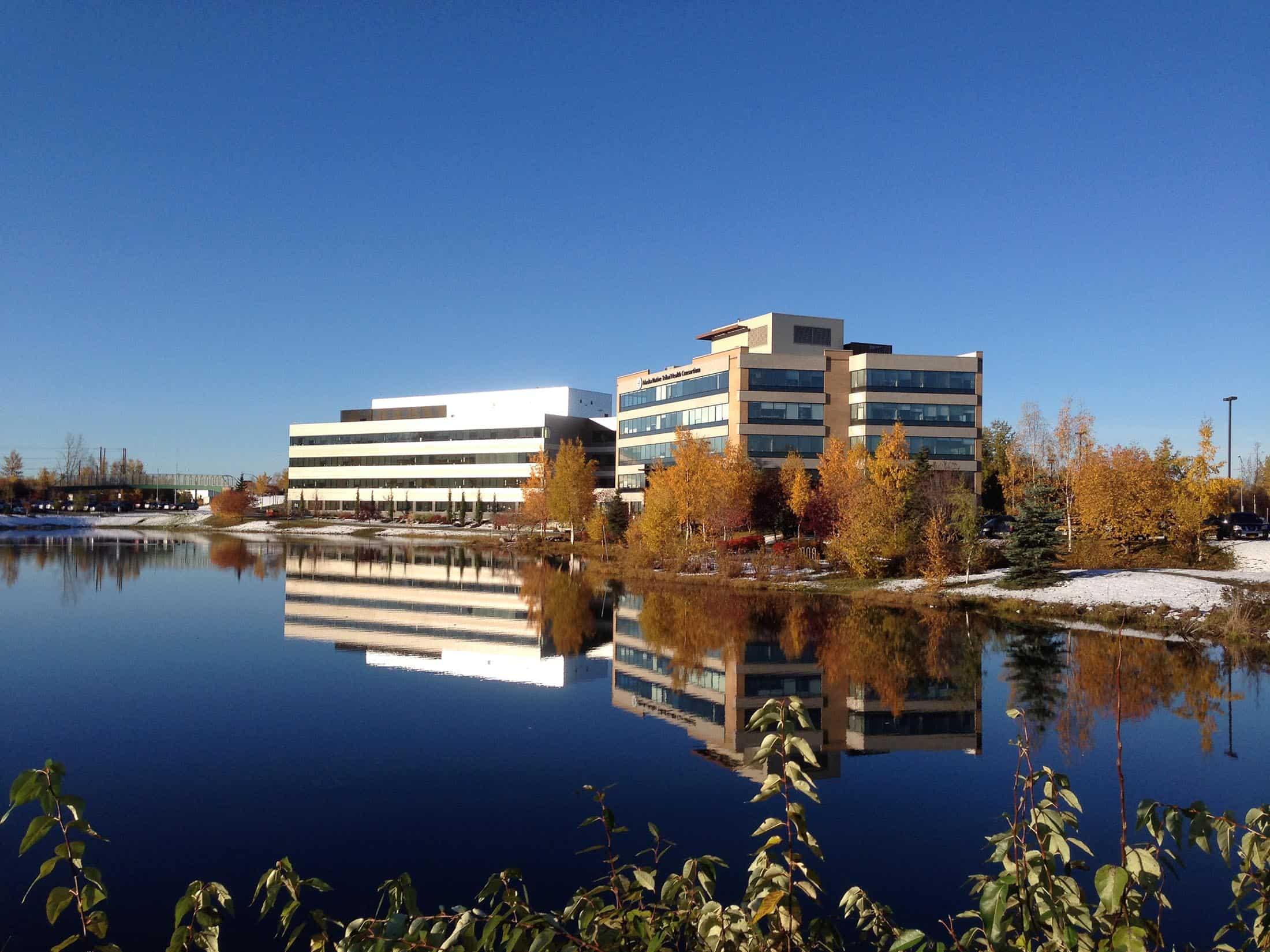 ANTHC Consortium Office Building