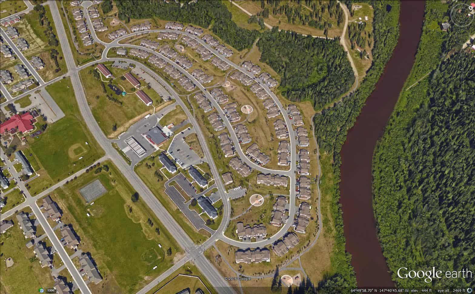 FTW 296 297 298 Denali Village Housing