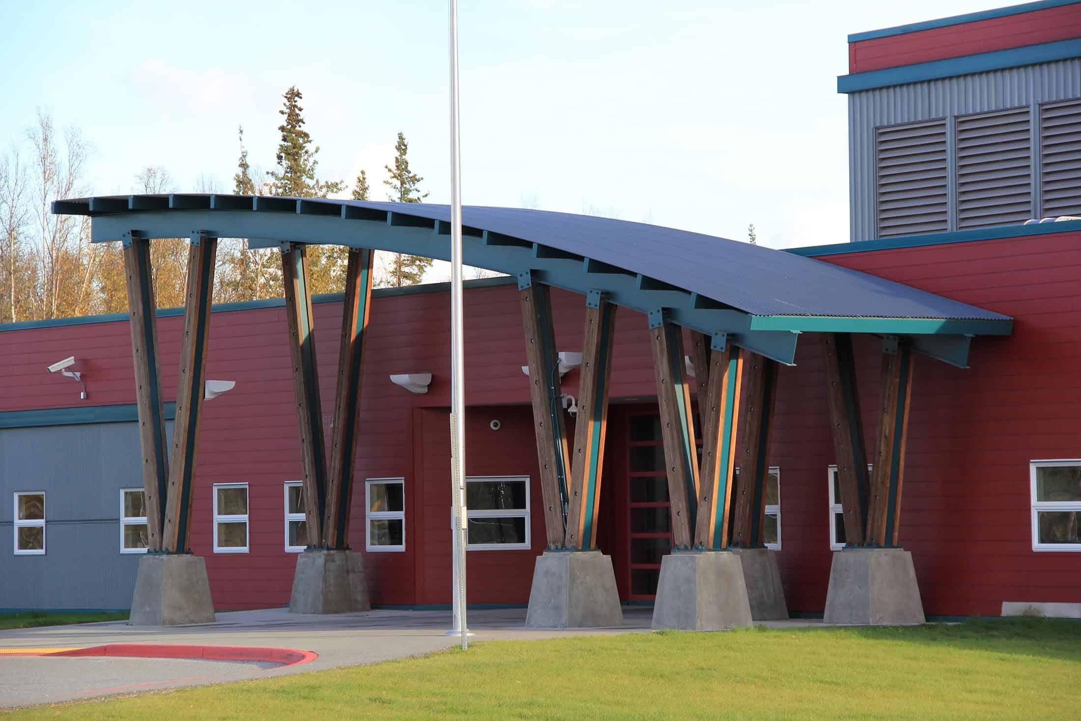 Knik School 10