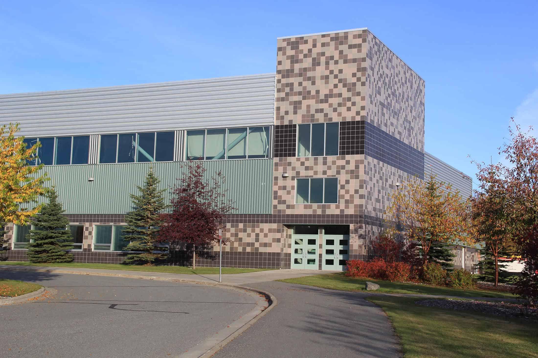 Wasilla Sports Complex 4