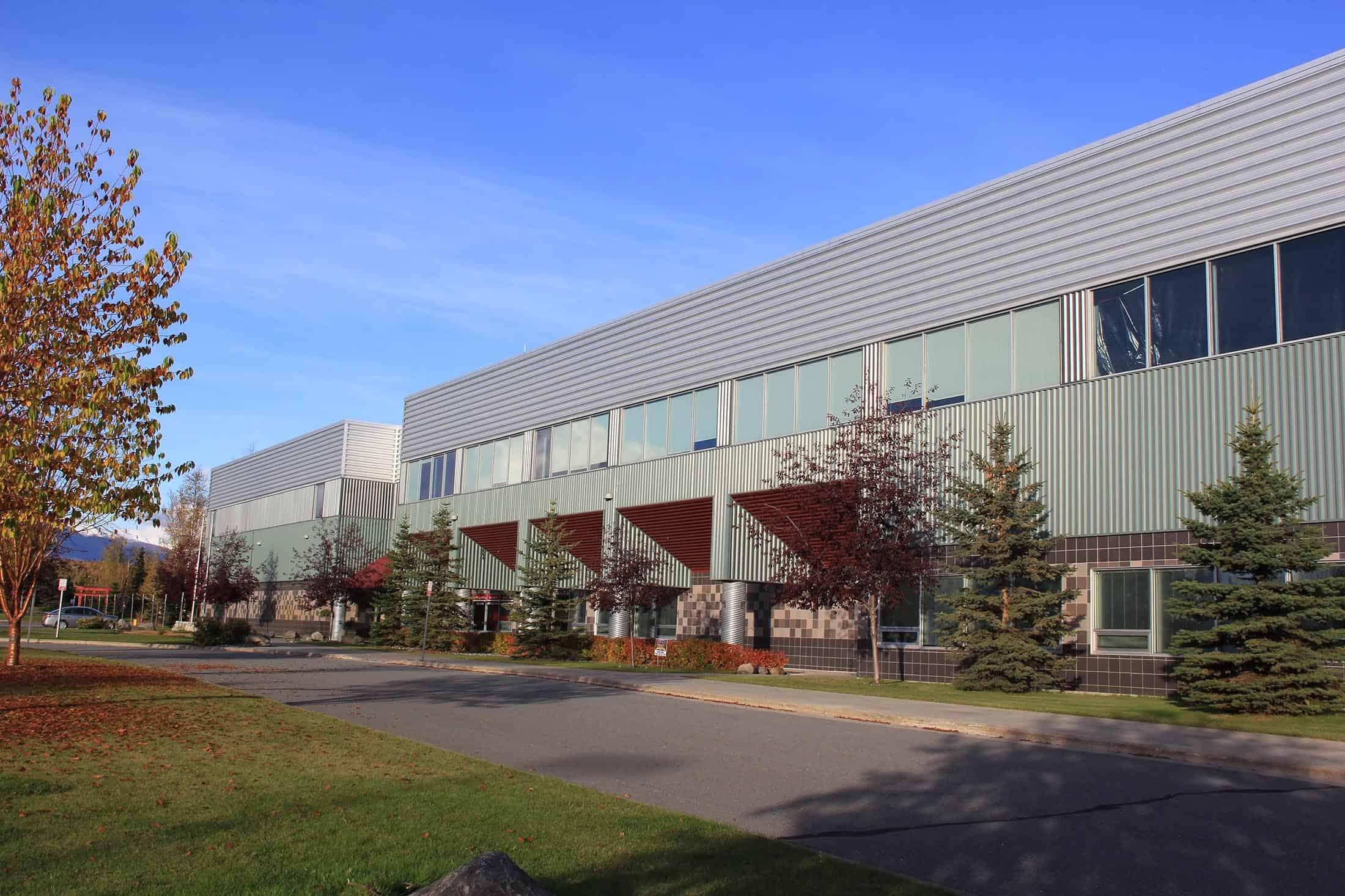 Wasilla Sports Complex 5