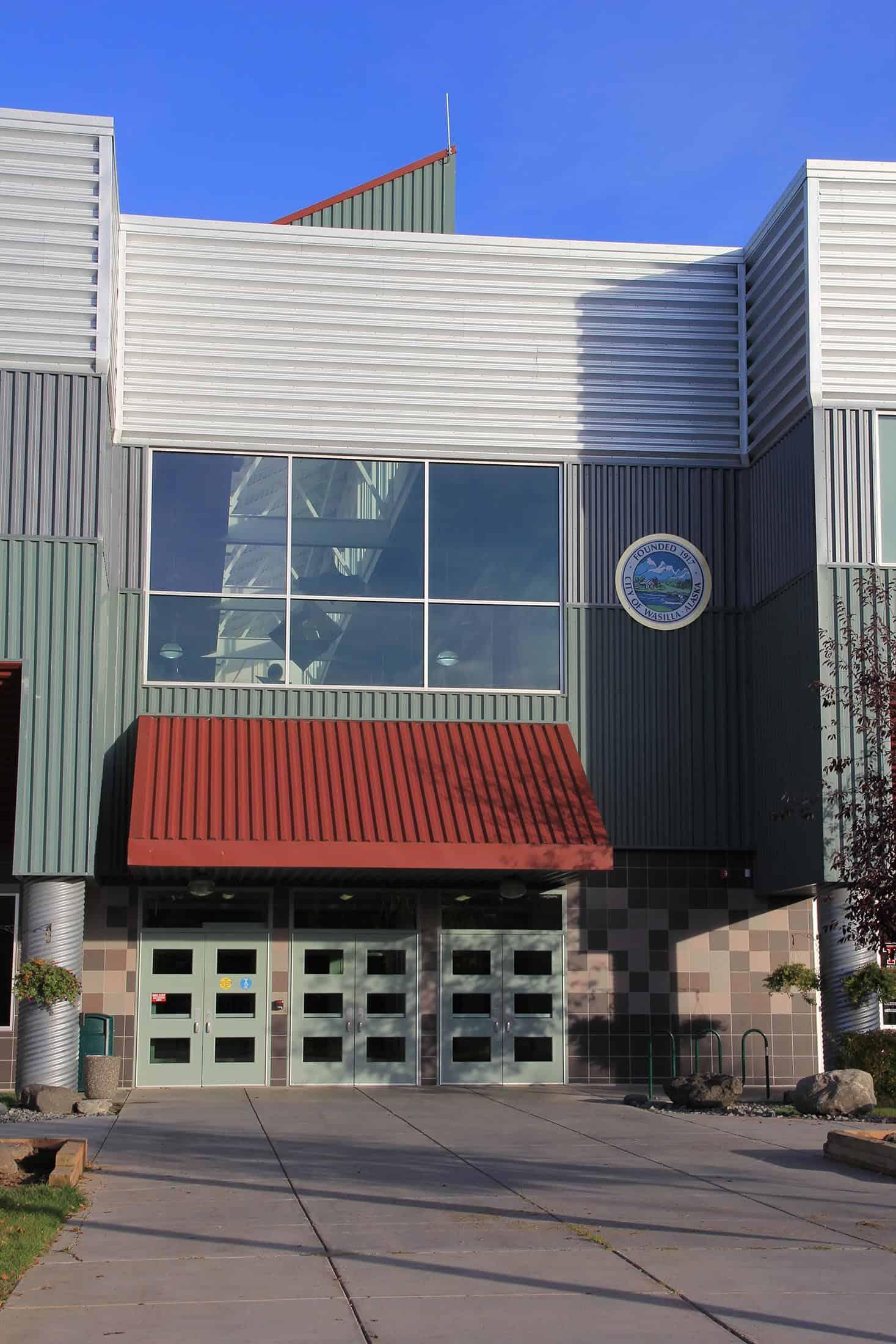 Wasilla Sports Complex 6