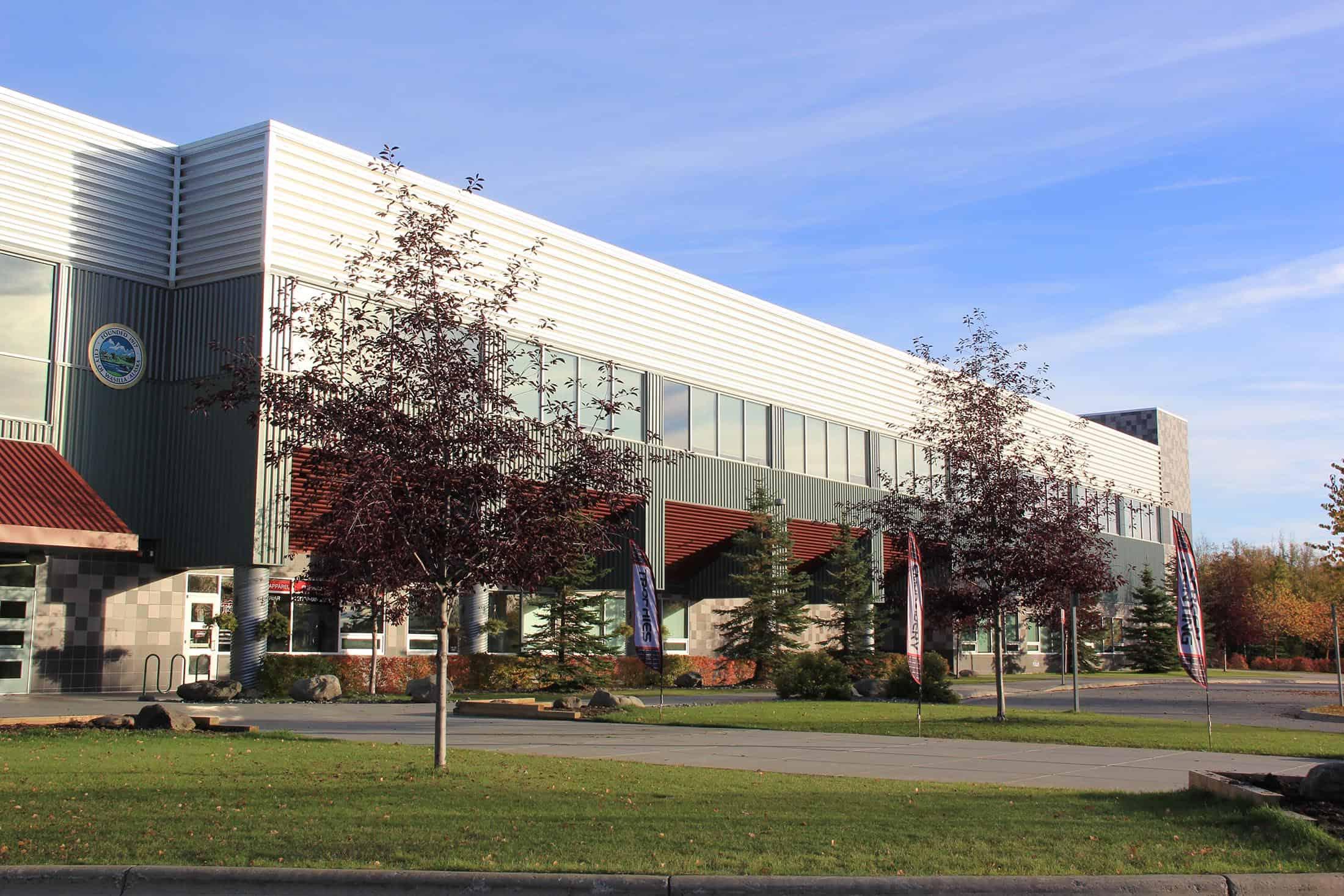 Wasilla Sports Complex 7