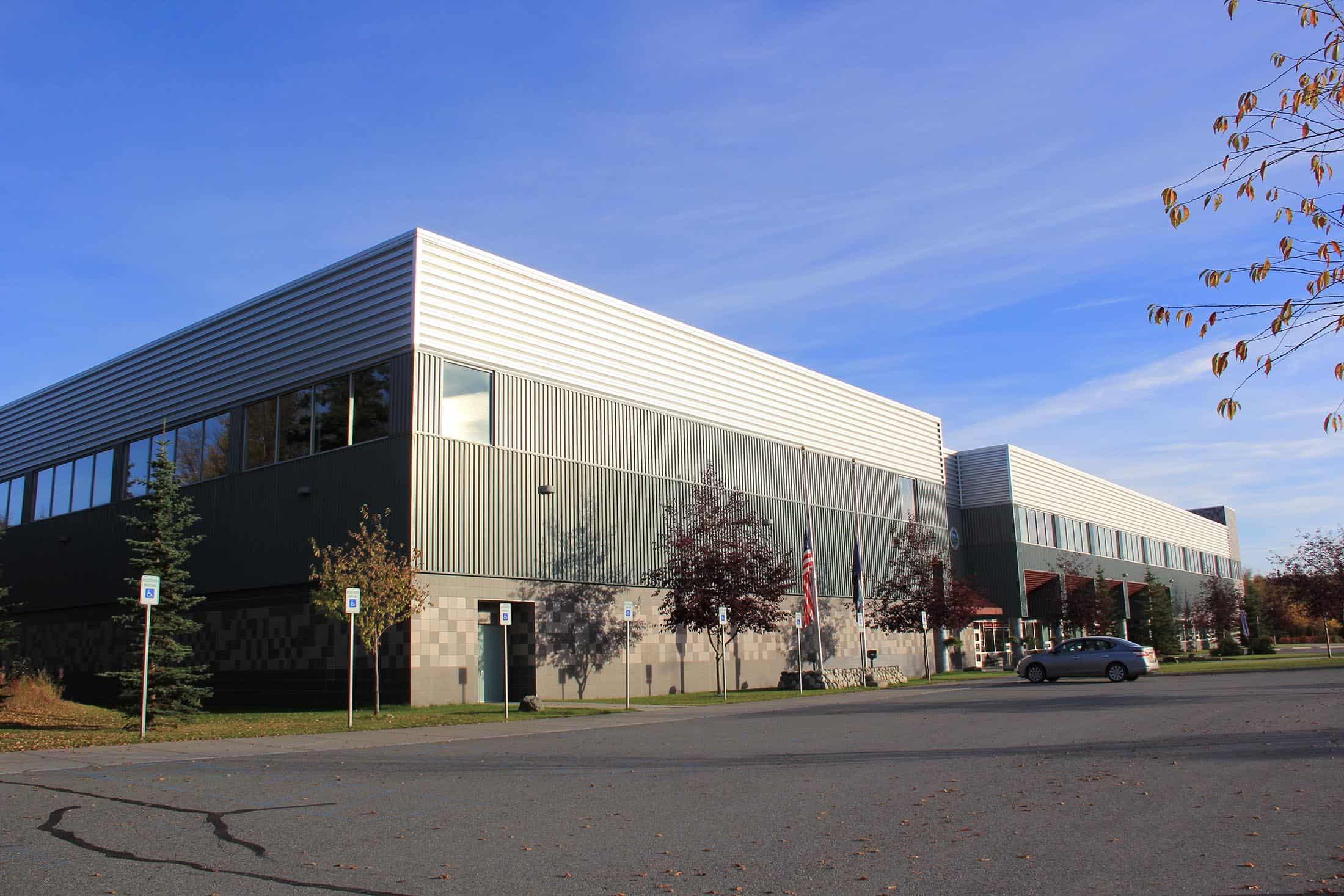Wasilla Sports Complex 9