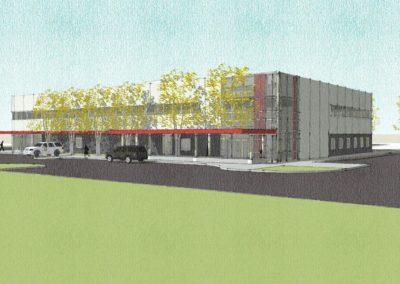 Meridian Park Medical Office Building & Surgery Center