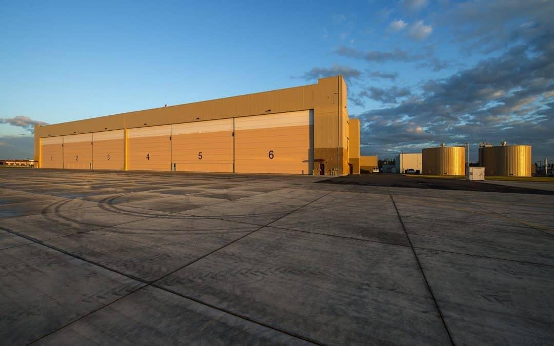 FTW 348A AAC Hangar