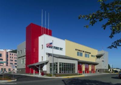 Ketchikan Fire Station #1