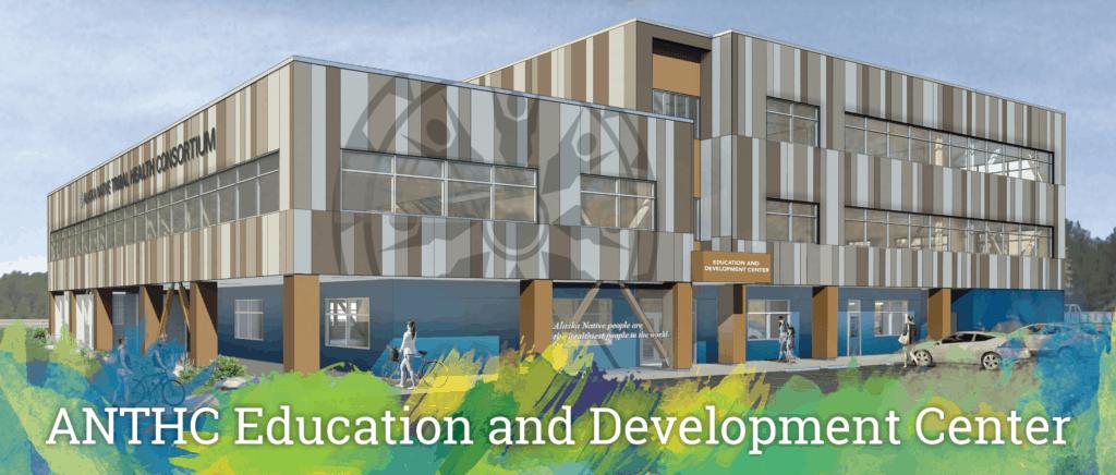 ANTHC Education and Development Center Tenant Improvement