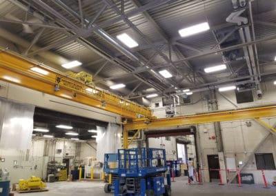 FTW 3494 South Vehicle Maintenance Facility – HVAC & Controls Upgrade